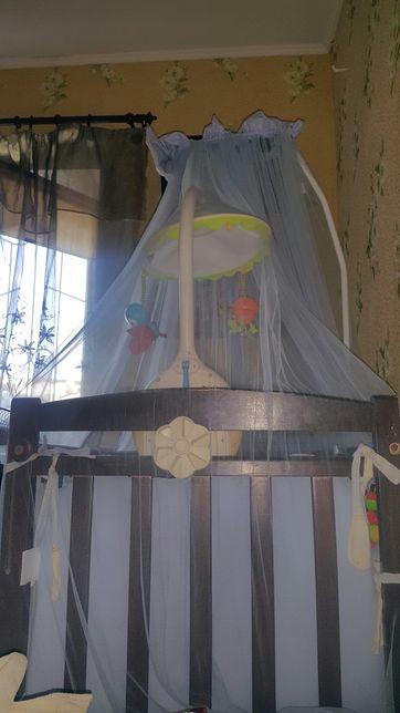 Piccolino набор постельного и защита+балдахин