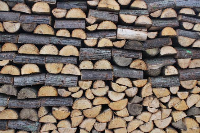 Drewno Kominkowe Sezonowane 2 lata Konin