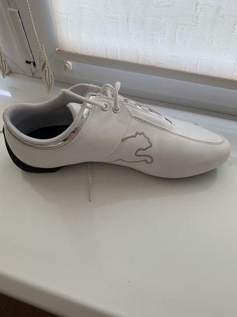 Кожаные кроссовки Puma мужские. 42 размер 1000 грн. Торг.