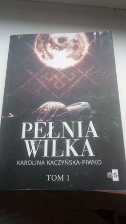 Pełnia wilka-K.Kaczyńska-Piwko
