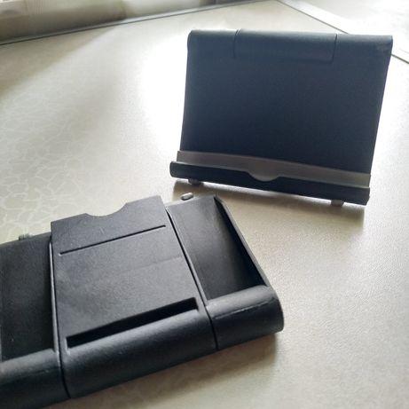 Телефонная подставка для телефона смартфона на стол регулируемая новая