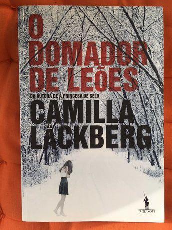 Camilla Lackberg - Domador de Leões