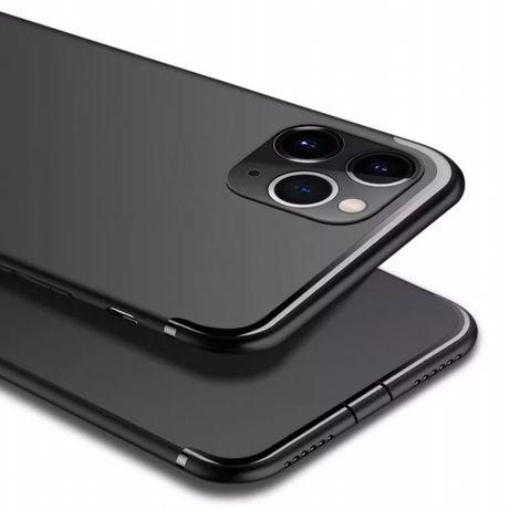 Capa em borracha de Silicone ultra-fina para iPhone 11 Pro Max - Nova