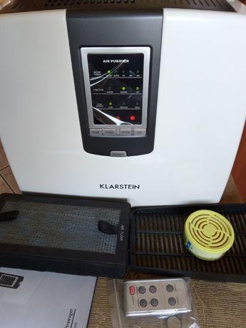 Tramontana Filtr powietrza 6-w-1 jonizator ozonator UV 25 m²