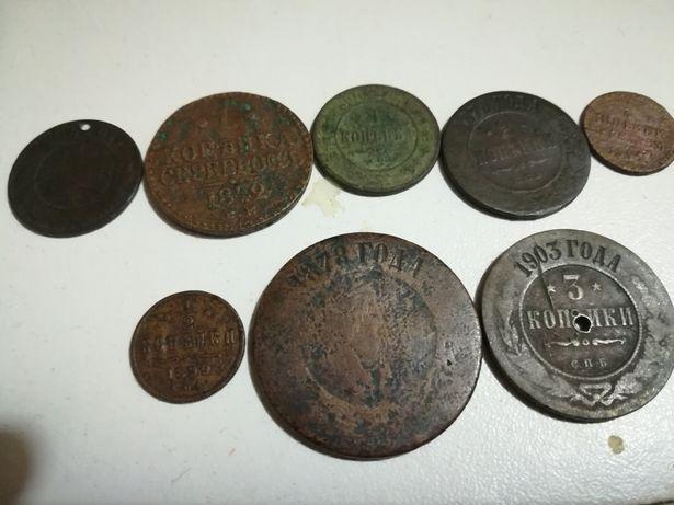 Продам монети царизма