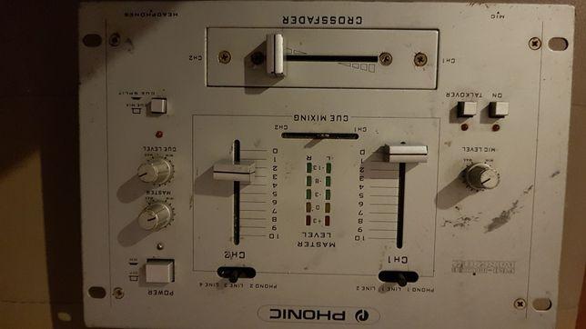 Phonic mx202 (dj)