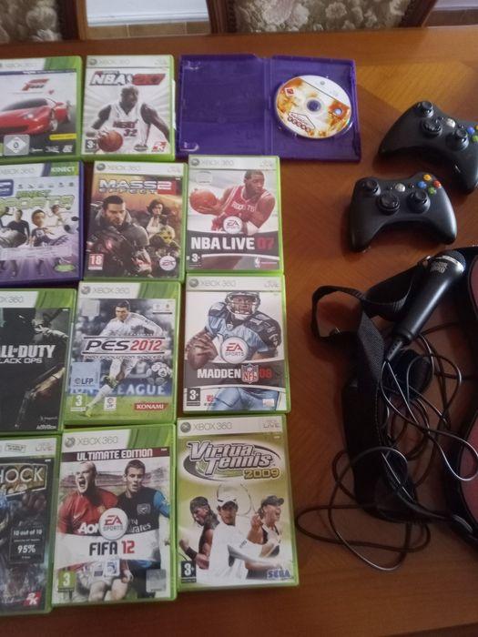 Xbox 360 Belmonte E Colmeal Da Torre - imagem 1