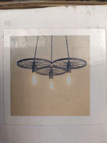 Продам подвесной светильник в стиле Loft