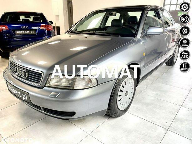 Audi A4 1.8 TURBO 150 KM*Klimatronic*El Szyby*El Lusterka*C Zamek*Z Niemiec*