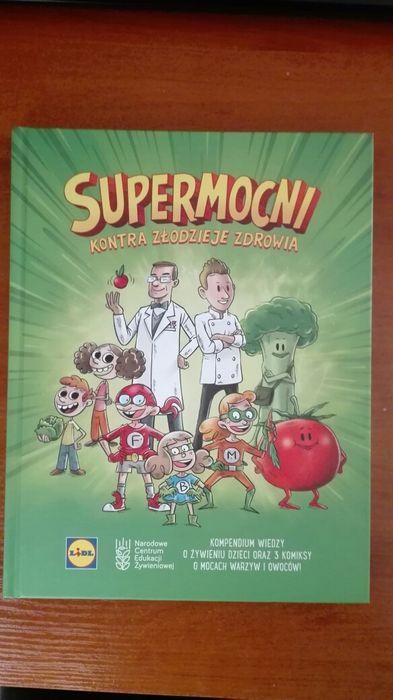 Książka Lidla - Supermocni kontra złodzieje zdrowia Tczew - image 1