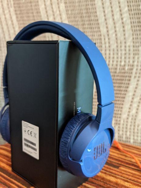 Наушники JBL T500 BT (Blue)