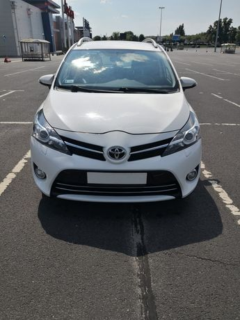 Toyota Verso Rok 2013 Niski Przebieg!