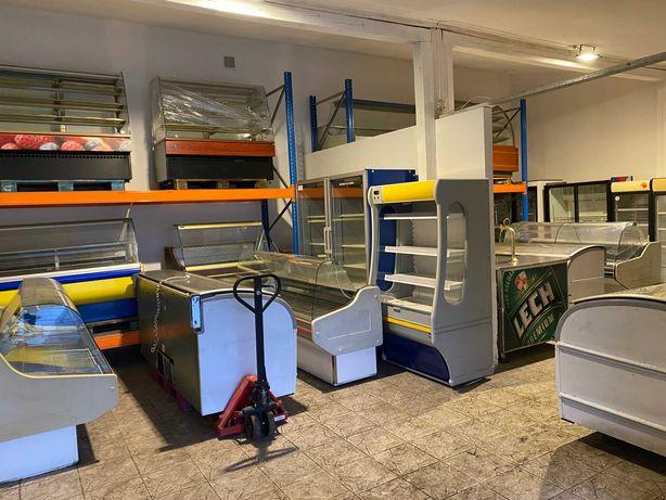 SKUP lada chłodnicza szafa chłodnicza krajalnica wyposażenie sklepu