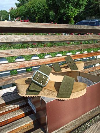 Женские Босоножки босоніжки шлепки Tomaris Оригинал Купить в Украине