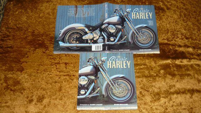 Album The classic Harley Davidson książka