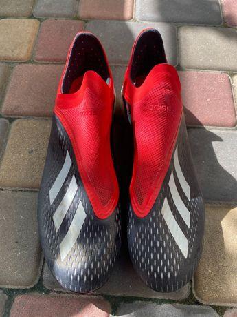 Сороконожки Adidas X18+ TF