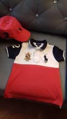 Koszulka Polo Lauren
