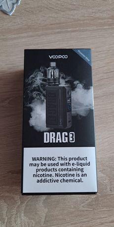 Puste pudełko po e papierosie