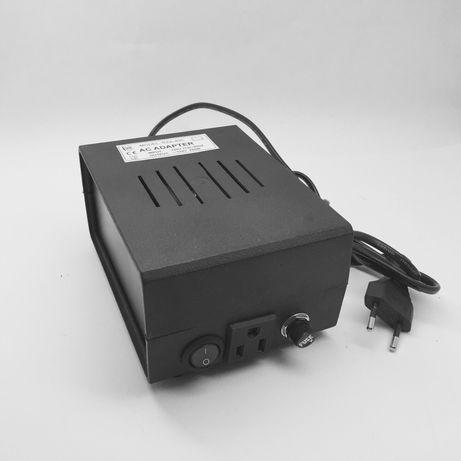 Конвертер 220-110в 250Вт, преобразователь, адаптер для товаров из США