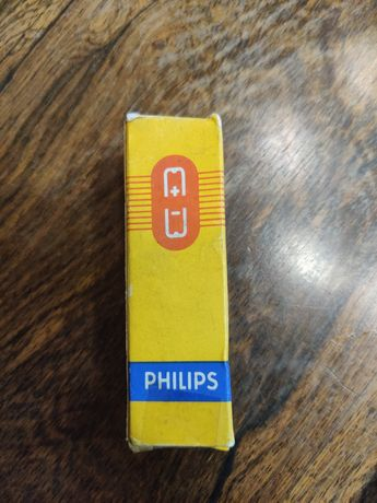 Válvula Philips EF80