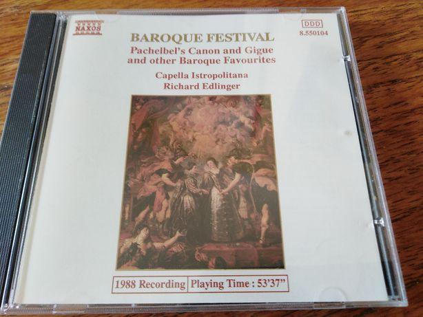 Baroque Festival, Capella Istropolitana, CD, muzyka Baroku