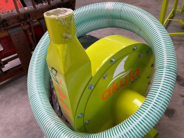 Rozdrabniacz bijakowy ssąco-tłoczący Śrutownik Adraf NOWY 11 kW