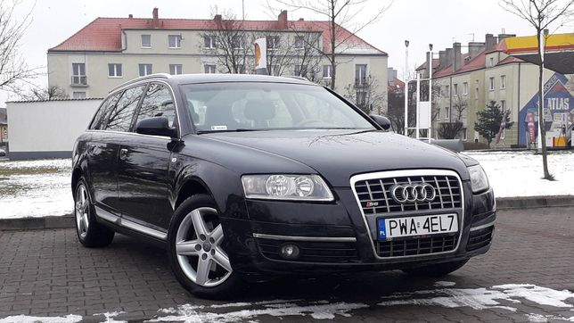 AUDI A6 C6 S LINE 2.4 Benzyna 2008r