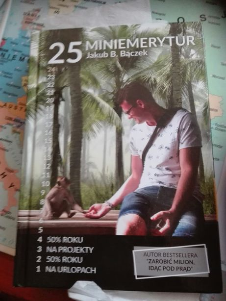 25 miniemerytur Jakub Bączek