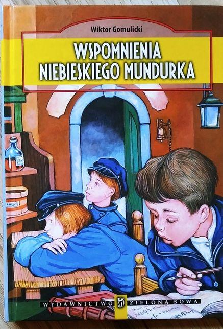 Wspomnienia Niebieskiego Mundurka Książka dla dzieci