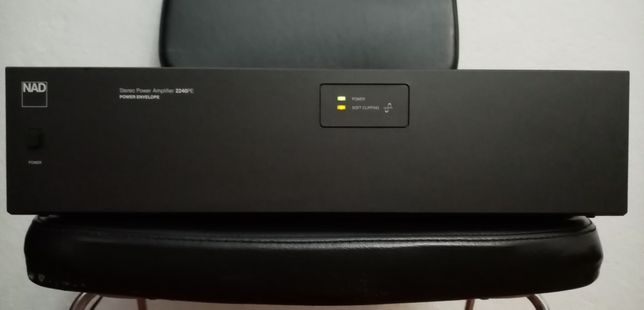 Power Amplificador NAD 2240 Power envelope
