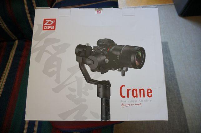 Gimbal Zhiyun Tech Crane v2 - Como novo