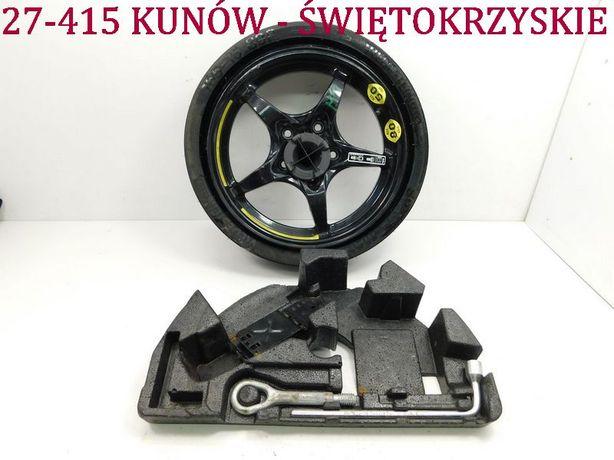 Wkład koło zapasowe Mercedes W203 Coupe 165-15 , 89P dojazdowe