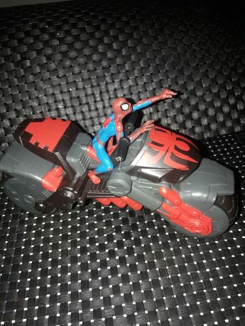 Мотоцикл человек паук