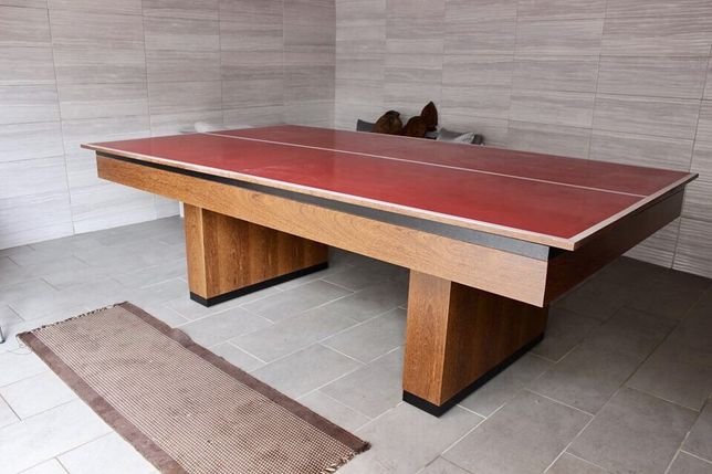 BilharesEuropa Fabricante Mod Lisboa oferta tampo jantar e Ping pong
