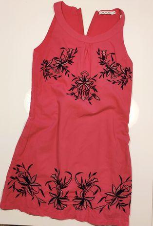 Sukienka Lato Quiosque. Rozmiar 36. 100%bawełna