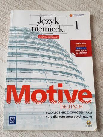 """Książka """"język niemiecki Motive Deutsch"""""""