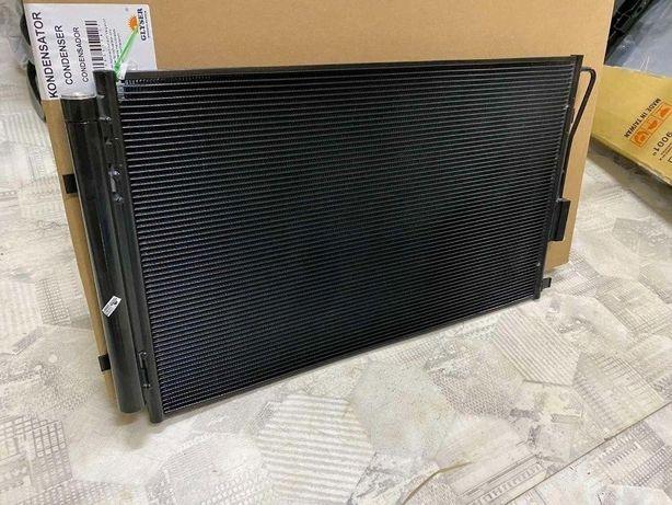 Радиатор Кондиционера Фара Основной Капот Телевизор Hyundai Santa Fe