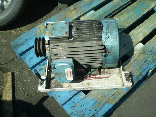silnik elektryczny 9 KW