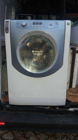 maquina de roupa  ariston aqualtis 9 quilos