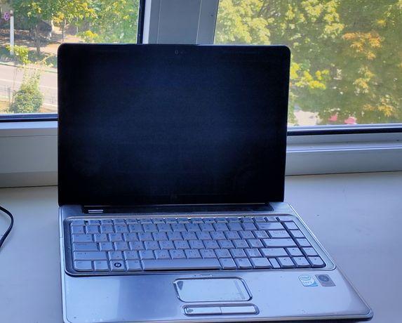 Ноутбук HP (на запчасти)