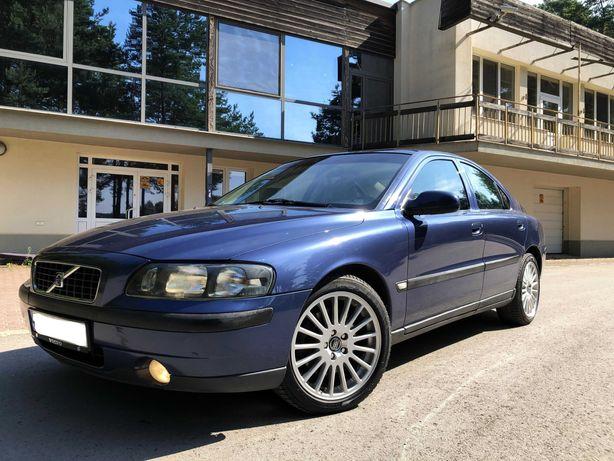 Volvo S60 2002 rok 2.4D 200KM