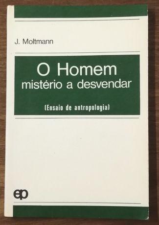 o homem mistério a desvendar, j. moltmann, ensaio antropologia