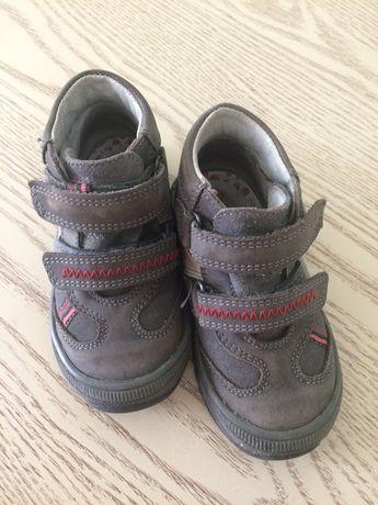 Ботинки Бартек Bartek кроссовки 22 размер кожа