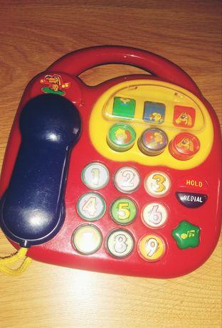 Telefon zabawka - gra