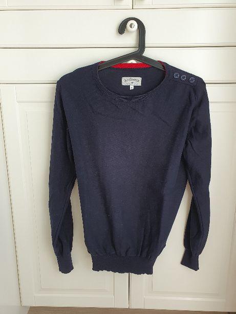 Lee Cooper sweter granatowy L 40