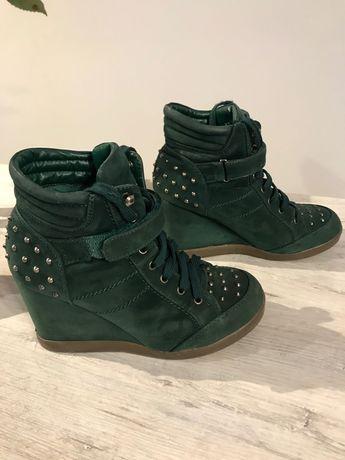 Buty damskie sneakersy