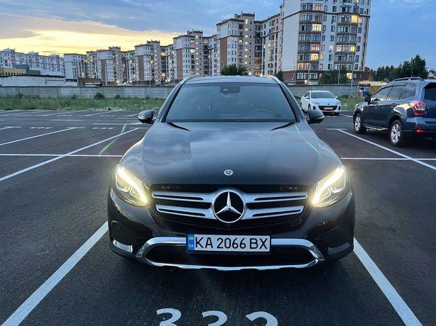 ОФИЦИАЛ Mercedes-Benz GLC 220d 2019