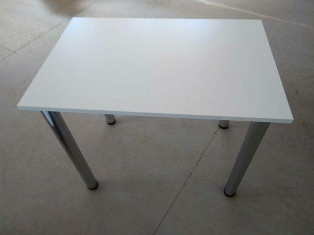 Stół kuchenny biały, biurko, różne kolory 90x60 cm