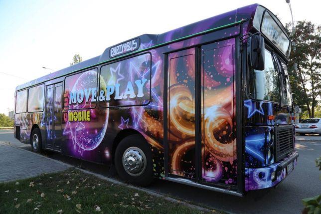 """Продам Party Bus """"Move&Play"""" Патибас Disco Bus"""