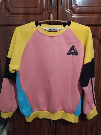 Продаю свитшот Adidas&Palace